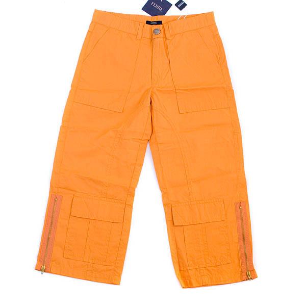 e2f0b70cc65 QueenB - LASTE RIIDED JA JALANÕUD - oranzid 7/8 pikkusega püksid 10  aastasele