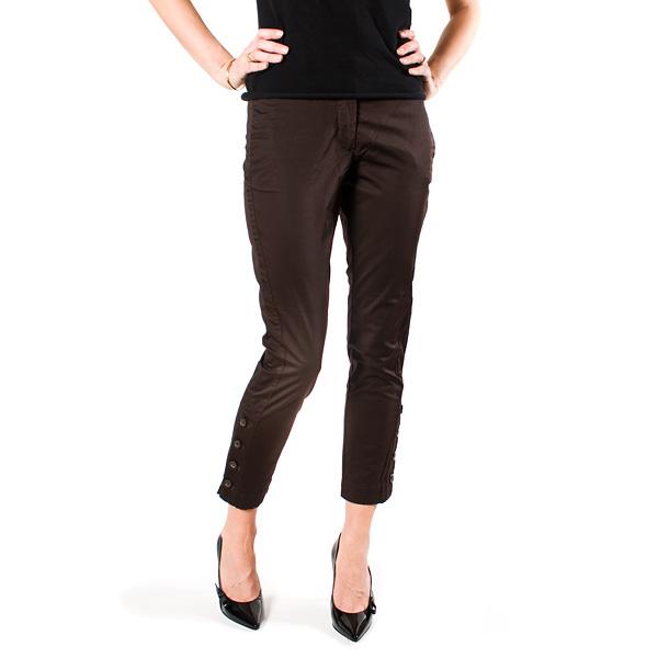 53cf906a1ed QueenB - NAISTE RIIDED JA JALANÕUD - suviselt elegantsed poolpikad  püksid, suurus 34/36