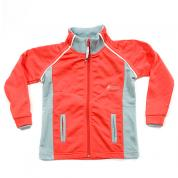 red jacket children's sweatsuit, size 104 cm