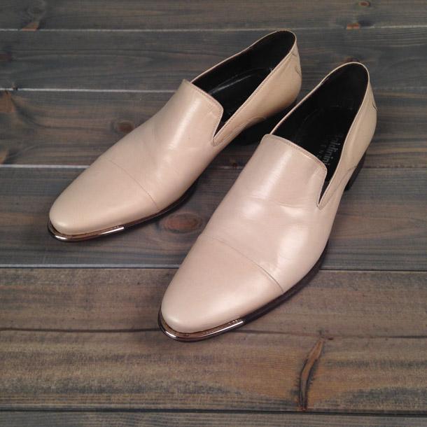 f8a7020e15e QueenB - NAISTE RIIDED JA JALANÕUD - stiilsed helebeezid metall liistuga  kingad suurusele 37-37,5
